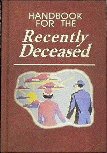 Beetlejuice BLANK BOOK Handbook for the Recently Deceased Sketchbook, pro art, drawing, notes, journal, hardback, hardcover