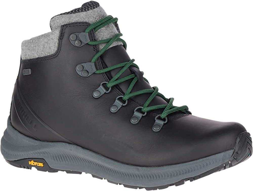 Merrell Ontario Thermo Mid Waterproof Hiking Shoe – Men s