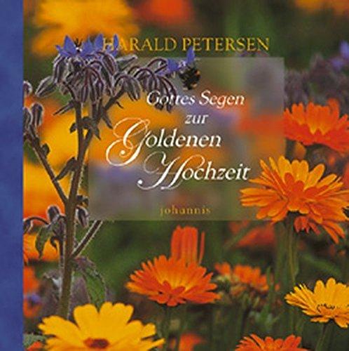 Gottes Segen Zur Goldenen Hochzeit Harald Petersen