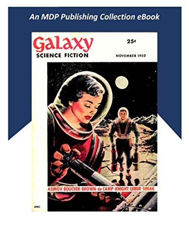 Galaxy Science Fiction November 1950 (Galaxy Science Fiction Digital Series)