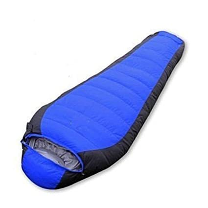 Saco de Dormir de Sirena Tipo 3-4 Estaciones Cuello con cordón Adecuado para el