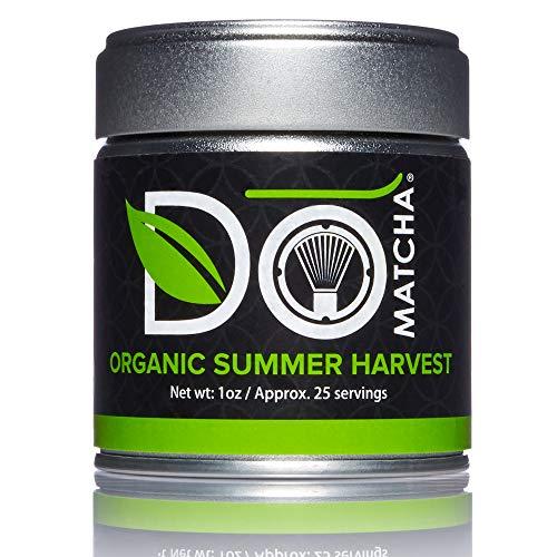 DoMatcha Organic Summer Harvest