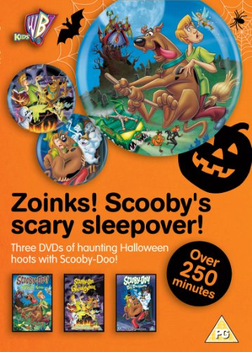 Scooby Doo - Halloween Triple [Import anglais]