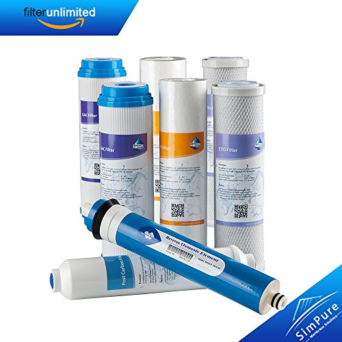 3 inch water filters - 3