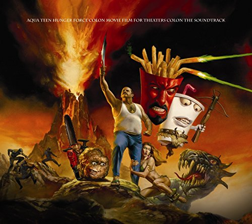 Aqua Teen Hunger Force Colon Movie Film For Theaters (Cd Force)