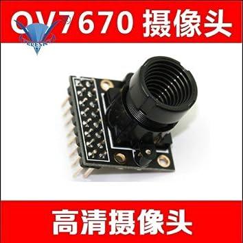 Ov7670 CMOS Webcam companion HD webcam FPGA development: Amazon co
