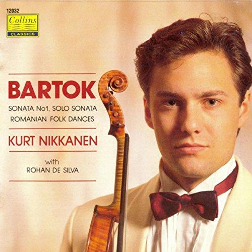Bartok: Sonatas & Romanian Folk Dances