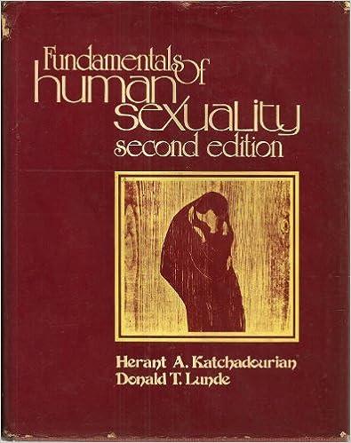 Katchadourian human sexuality