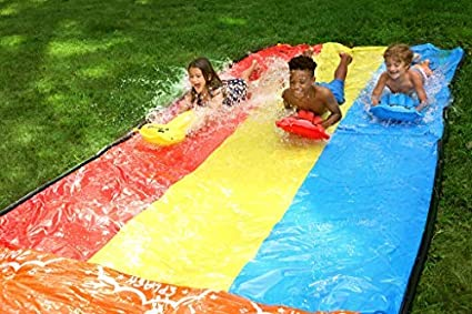 Slip and Slide Toy for outdoors