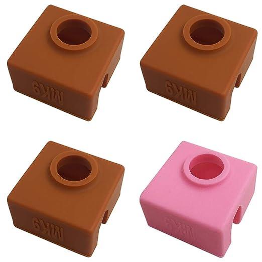 4 calcetines de impresora 3D compatibles con MK7 MK8 MK9 Makerbot ...