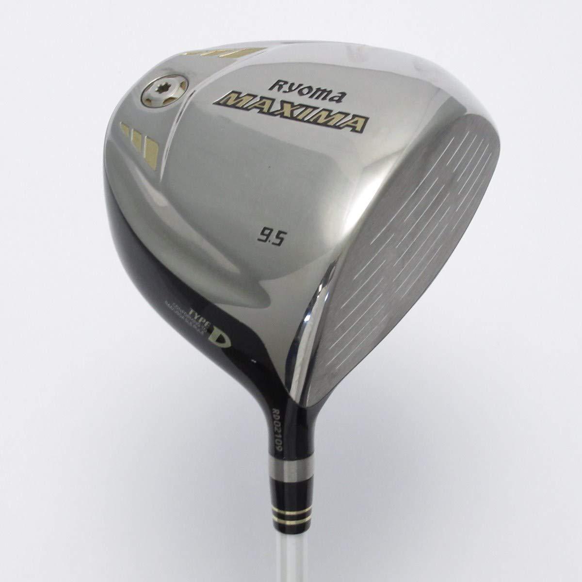 【中古】リョーマ ゴルフ MAXIMA Ryoma MAXIMA TYPE-D ドライバー ATTAS COOOL 5 B07MZW828S  SR