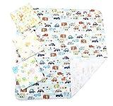 Receiving Blanket Pack of 4
