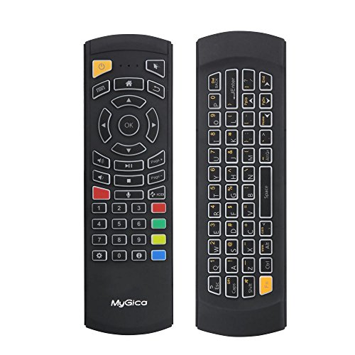 MyGica ATV 1900 PRO Quad Core Android TV Box / Premium Streaming Media Player with KODI [ ATV 1900 PRO - 2GB/16GB/4K/AC Wireless/ KR-41 Air Mouse ] by MyGica (Image #5)