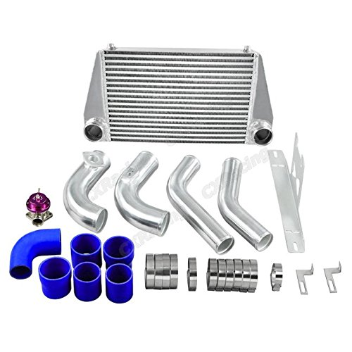 CXRacing Intercooler Piping BOV Kit For 15-17 Ford Mustang EcoBoost 2.3T Turbo