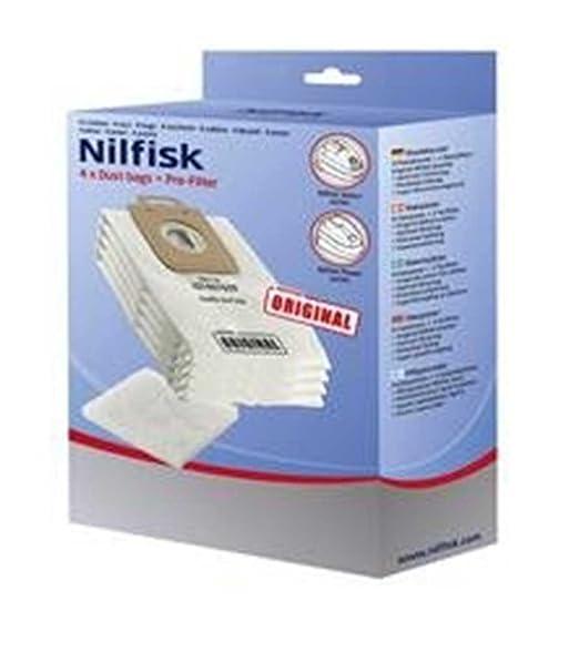 Bolsas Aspirador Nilfisk Power y Nilfisk Select