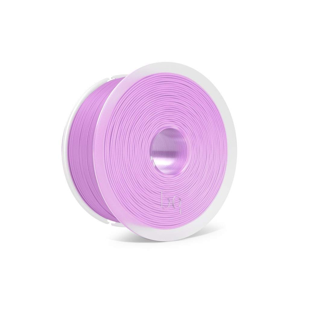 BQ F000162 - Filamento PLA de diámetro 1.75 mm, 1 kg, color violet ...