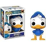 Dewey: Funko POP! Disney x DuckTales Vinyl Figure + 1 Classic Disney Trading Card Bundle (20060)