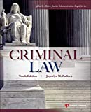 Criminal Law, Tenth Edition (John C. Klotter Justice Administration Legal)
