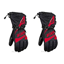 2016 FXR Mens Snowmobile Insulated Waterproof Fuel Glove Size S-3XL by FXR