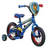 Paw Patrol Kids Bike, 12-Inch, Chase Blue