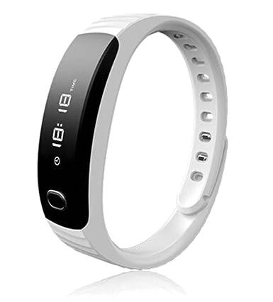 Amazon.com: Pulsera Bluetooth Smartwatch H8 OLED Pantalla ...