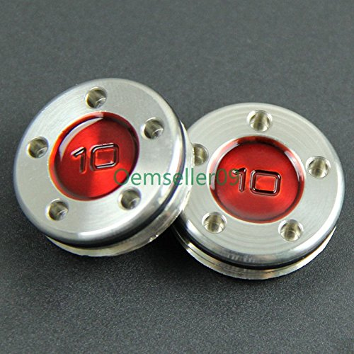 RED 2 X 10g Custom Weights For Titleist Scotty Cameron for sale  Delivered anywhere in USA