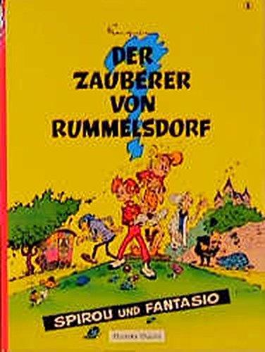 Spirou und Fantasio, Carlsen Comics, Bd.1, Der Zauberer von Rummelsdorf