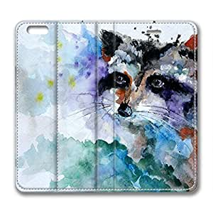 Abstract Bandit DIY Leather iphone 6 plus Case Perfect By Custom Service