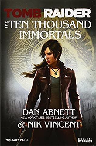 book cover of The Ten Thousand Immortals