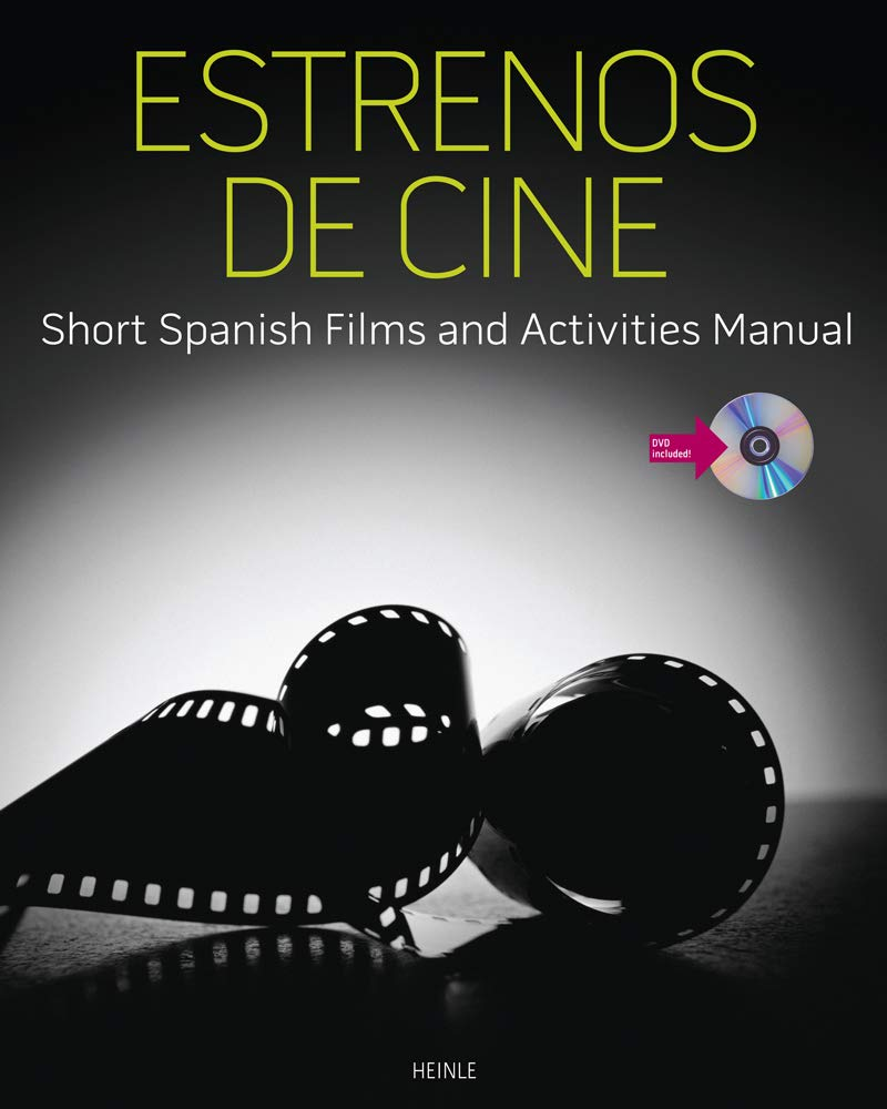 Estrenos de cine: Short Spanish Films and Activities Manual (with DVD) (World Languages) by Brand: Cengage Learning