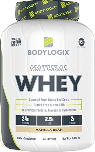 Bodylogix Natural Grass Fed Protein Certified product image