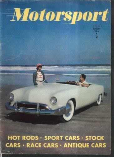 (MOTORSPORT Eastern Hill Climbs; Hudson Hybrid; Indianapolis; Pierce-Arrow 8 1951)