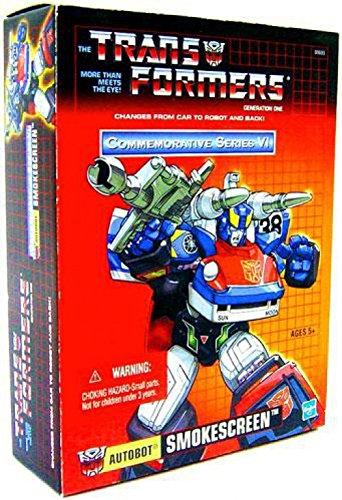 Transformers Hasbro Commemorative Series VI Smokescreen