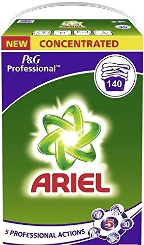 Ariel P & G Profesional polvo XXXL Giga Pack x 140 lavados ...