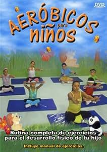Amazon.com: Aerobicos Para Ninos / Aerobics for Kids ...