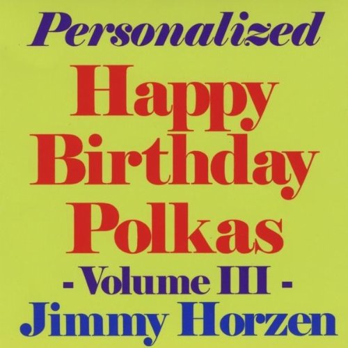 Happy Birthday Chico Polka #2 -