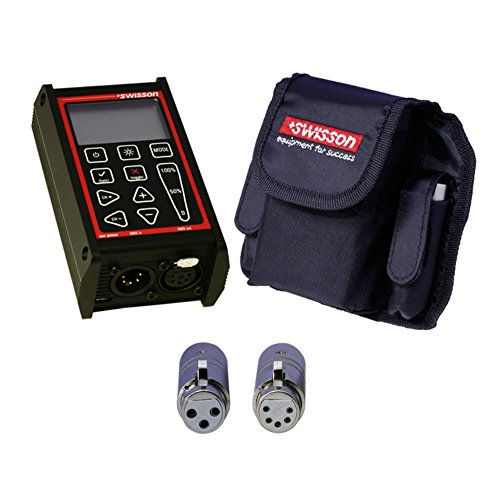 Swisson XMT-120A DMX Measurement Tool Tester Kit, DMX512 Lighting by SIRS-E