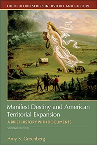 A history of how the manifest destiny and territorial expansion divided the united states from the 1