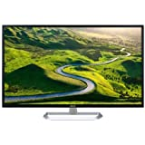 Acer EB Series EB321HQU Wide QHD Display Monitor 2560 x 1440 DVI HDMI DisplayPort,Black, 31.5 (16:9)