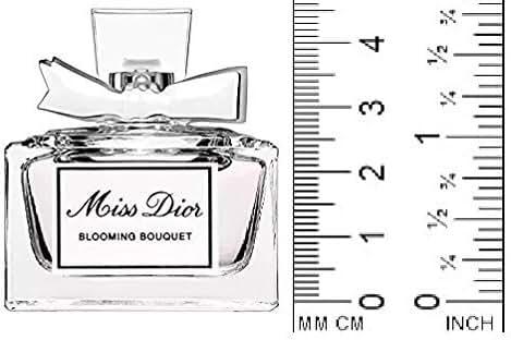 Christian Dior, Miss Dior Blooming Bouquet Eau de Toilette 5ml .17 oz. Miniature Collectible, Mini Splash