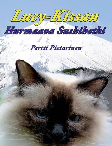 lucy-kissan-hurmaava-sushihetki-finnish-edition