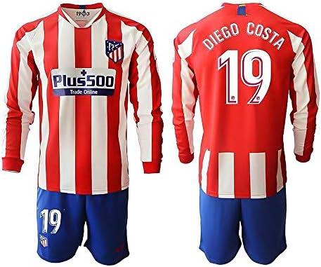 zwy Ashley Jersey de fútbol Personalizado Niños Personalizados ...