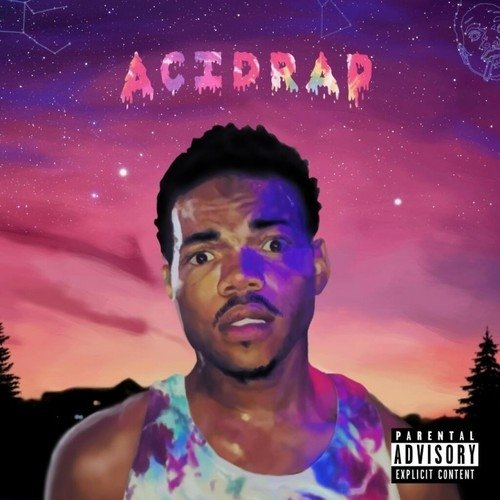 Acid Rap performed by Chance the Rapper