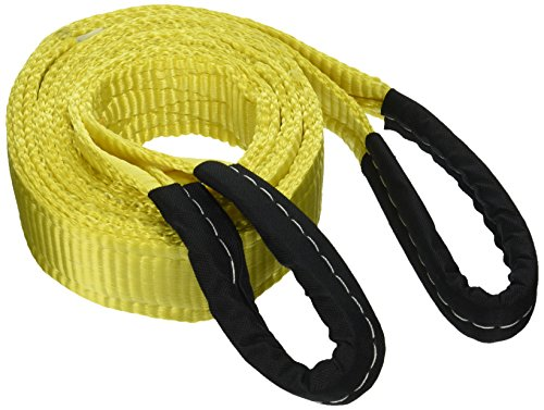 "SmartStraps 2""x6' Nylon Webbing Sling (1pk) – 6,400lb Vertical Lifting Capacity – Safely Lift Heavy Loads, Made with Strong Flexible Webbing ()"