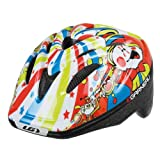 Louis Garneau Flow Kid's Helmet Circus, M/L Review