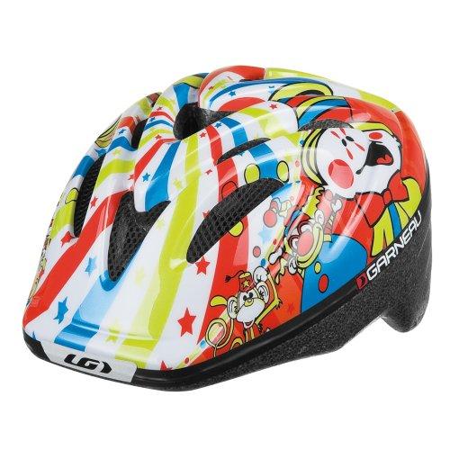 Cheap Louis Garneau Flow Kid's Helmet Circus, M/L