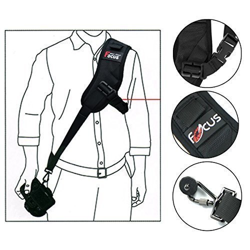 Camera Strap Focus Quick Shoulder product image