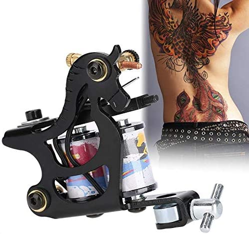 máquinas de tatuaje, máquina de tatuaje profesional/bobina de ...