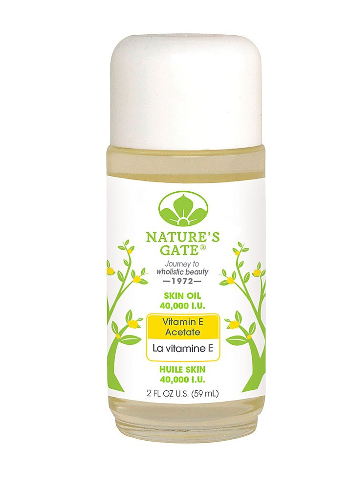 Natures Gate Vitamin E Oil 40,000 IU (2 Fl ...