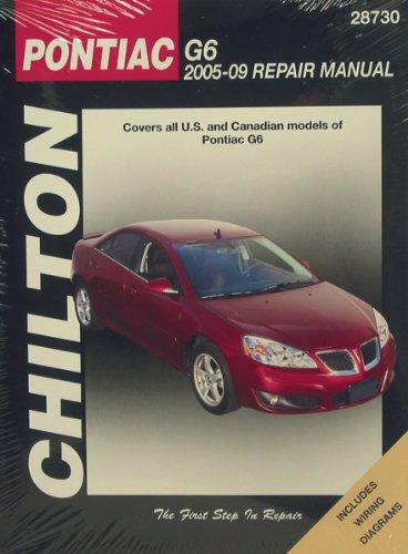 Terrific Amazon Com Chilton Pontiac G6 2005 2009 Repair Manual 28730 Wiring Database Gentotyuccorg